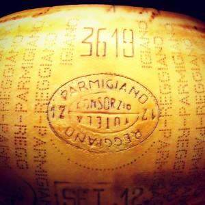 Parmigiano Reggiano Parmesan